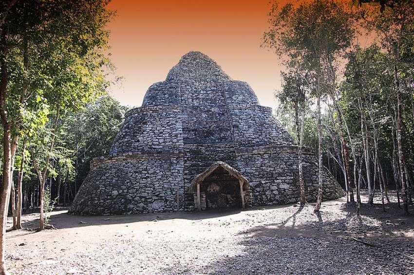 Visite de Coba Blog Yucatan Solidaire 850x565