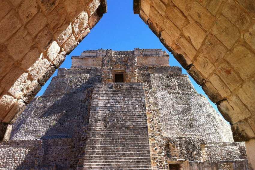 Le Site de Uxmal Blog Yucatan 850x565
