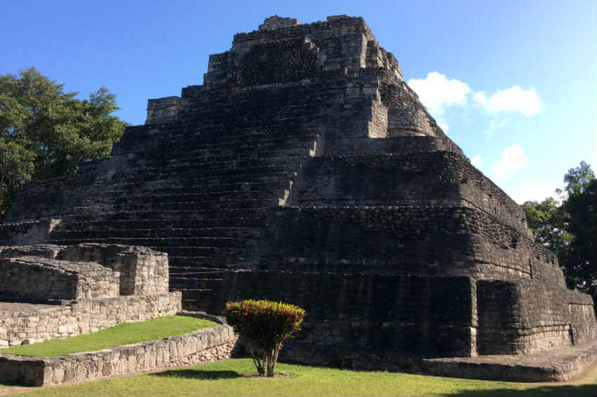 A la Rencontre des Mayas du Yucatan